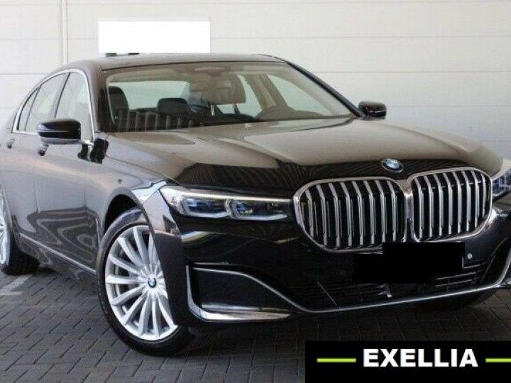 BMW Série 7 730d xDrive  NOIR PEINTURE METALISE  Occasion - 1