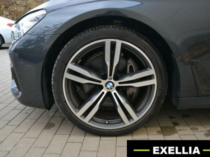 BMW Série 7 730D XDRIVE 265 M SPORT  GRIS Occasion - 12