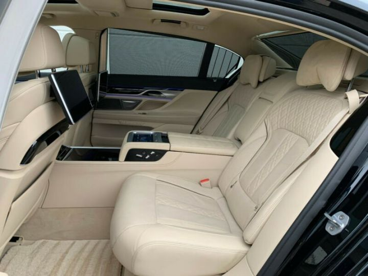 BMW Série 7 740 LD X DRIVE PACK GRAND LUXE  NOIR  Occasion - 14