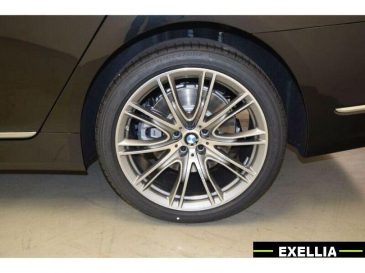 BMW Série 7 745e iperformance  noir peinture métallisé  Occasion - 1