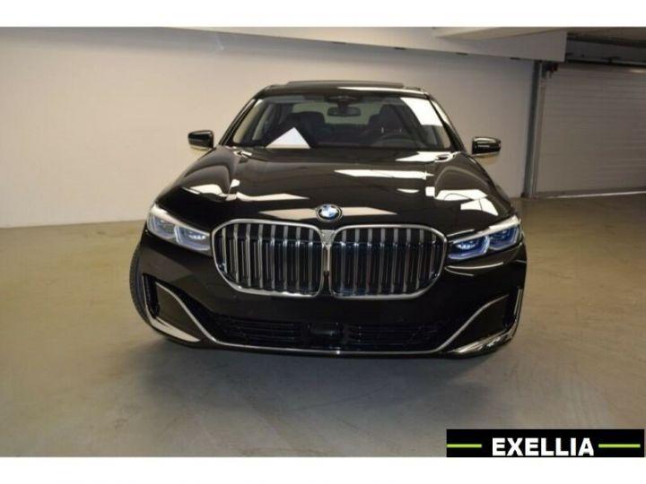 BMW Série 7 745e iperformance  noir peinture métallisé  Occasion - 2