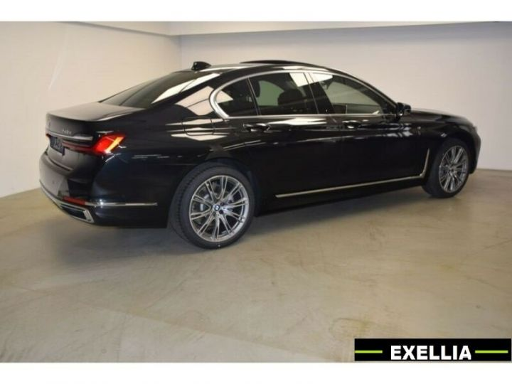 BMW Série 7 745e iperformance  noir peinture métallisé  Occasion - 5