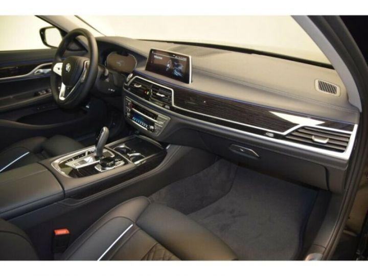 BMW Série 7 745e iperformance  noir peinture métallisé  Occasion - 6