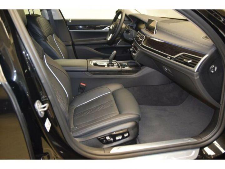 BMW Série 7 745e iperformance  noir peinture métallisé  Occasion - 7