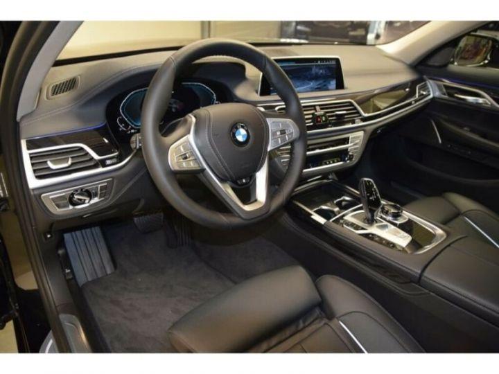 BMW Série 7 745e iperformance  noir peinture métallisé  Occasion - 9