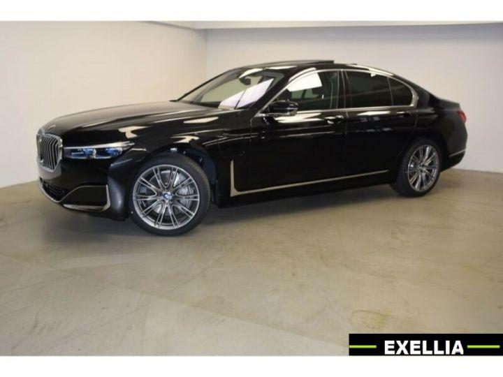BMW Série 7 745e iperformance  noir peinture métallisé  Occasion - 10