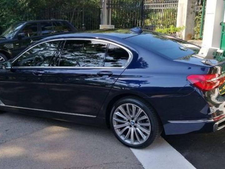 BMW Série 7 750 LI xdrive V8 noir - 2