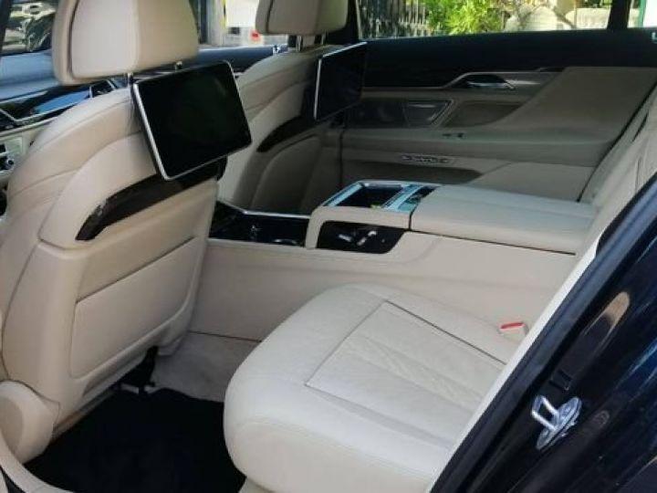 BMW Série 7 750 LI xdrive V8 noir - 3