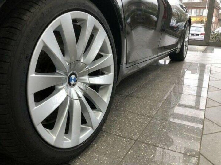 BMW Série 7 750d xDrive 381 LUXE 12/2012 noir métal - 6