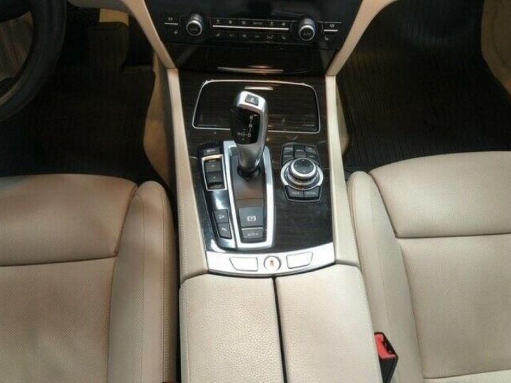 BMW Série 7 750d xDrive 381 LUXE 12/2012 noir métal - 9