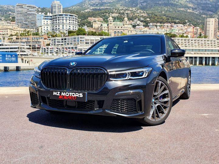 BMW Série 7 (G11) (2) 745E 394 M SPORT Noir Saphir Métal Occasion - 2