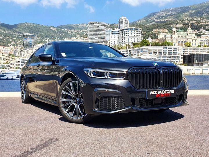 BMW Série 7 (G11) (2) 745E 394 M SPORT Noir Saphir Métal Occasion - 7