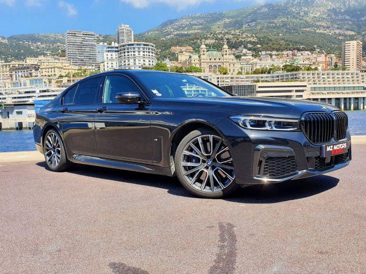BMW Série 7 (G11) (2) 745E 394 M SPORT Noir Saphir Métal Occasion - 8