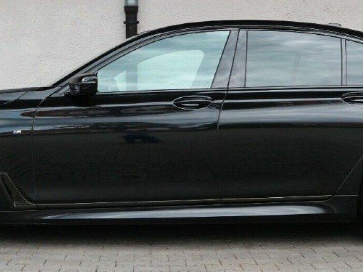BMW Série 7 (G11) 730D XDRIVE 265 M SPORT BVA8 (05/2018) noir métal - 3