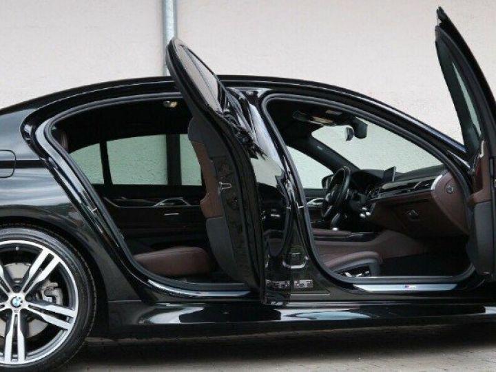 BMW Série 7 (G11) 730D XDRIVE 265 M SPORT BVA8 (05/2018) noir métal - 4