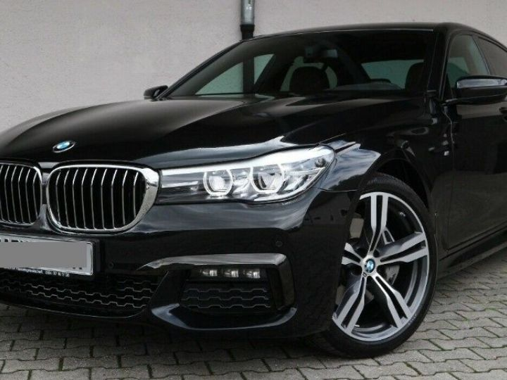BMW Série 7 (G11) 730D XDRIVE 265 M SPORT BVA8 (05/2018) noir métal - 5