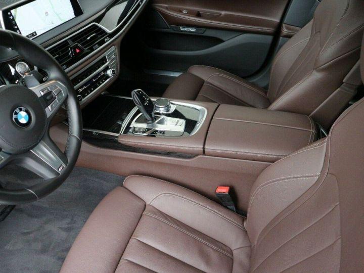 BMW Série 7 (G11) 730D XDRIVE 265 M SPORT BVA8 (05/2018) noir métal - 7