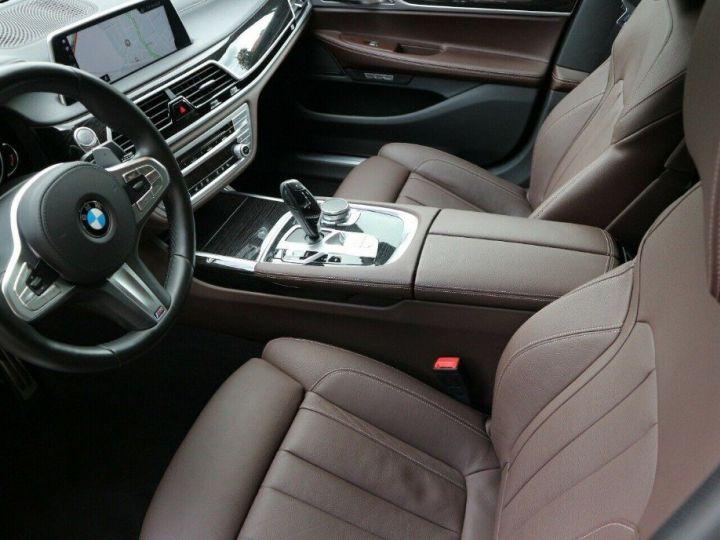 BMW Série 7 (G11) 730D XDRIVE 265 M SPORT BVA8 (05/2018) noir métal - 8