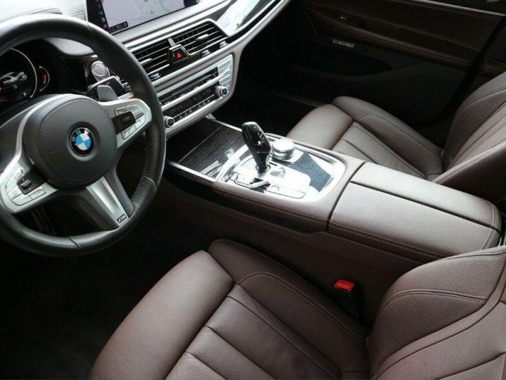 BMW Série 7 (G11) 730D XDRIVE 265 M SPORT BVA8 (05/2018) noir métal - 9