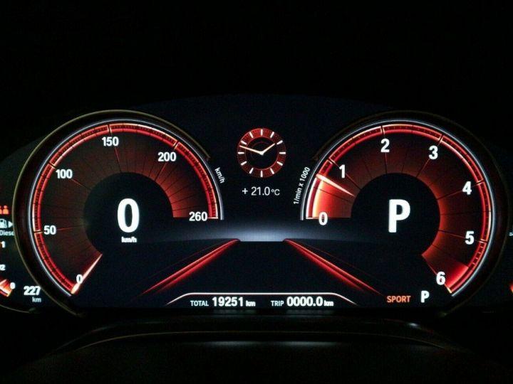 BMW Série 7 (G11) 730D XDRIVE 265 M SPORT BVA8 (05/2018) noir métal - 15