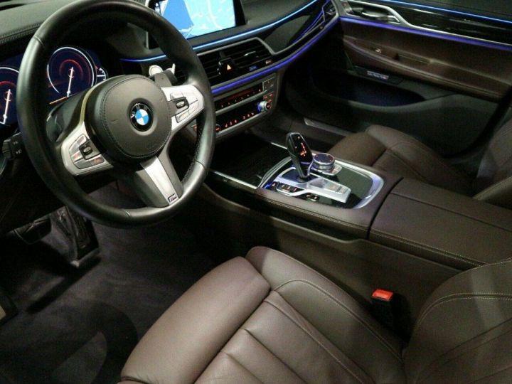 BMW Série 7 (G11) 730D XDRIVE 265 M SPORT BVA8 (05/2018) noir métal - 17