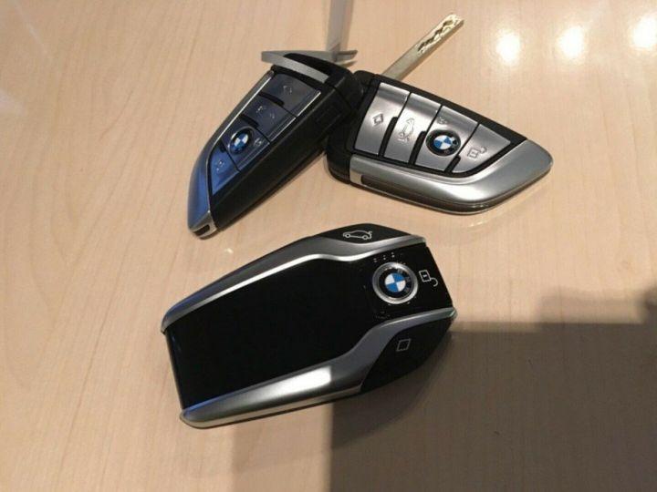 BMW Série 7 (G11) 730D XDRIVE 265 M SPORT BVA8 (05/2018) noir métal - 18