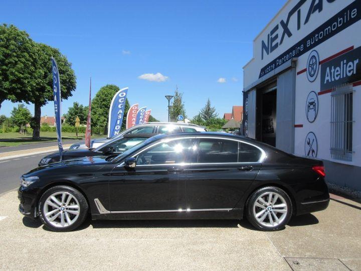 BMW Série 7 (G11/G12) 740IA 326CH EXCLUSIVE Noir Occasion - 5