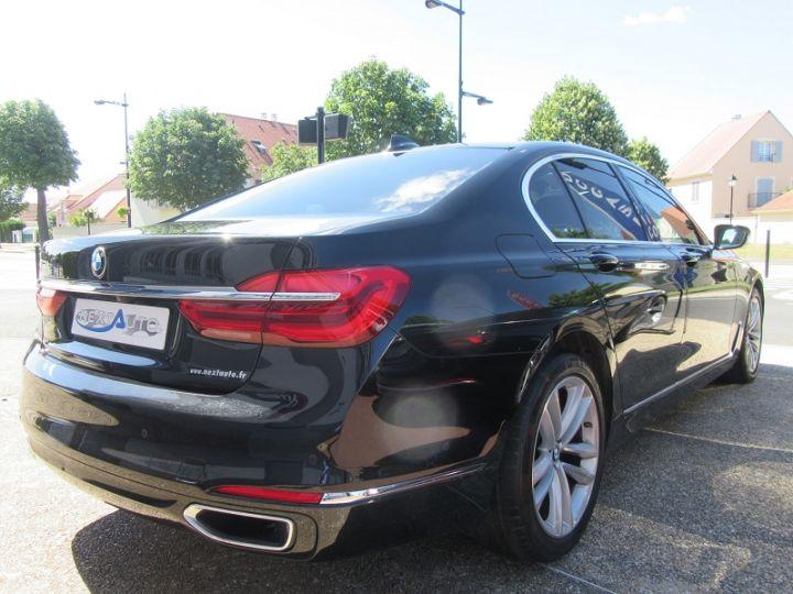 BMW Série 7 (G11/G12) 740IA 326CH EXCLUSIVE Noir Occasion - 12