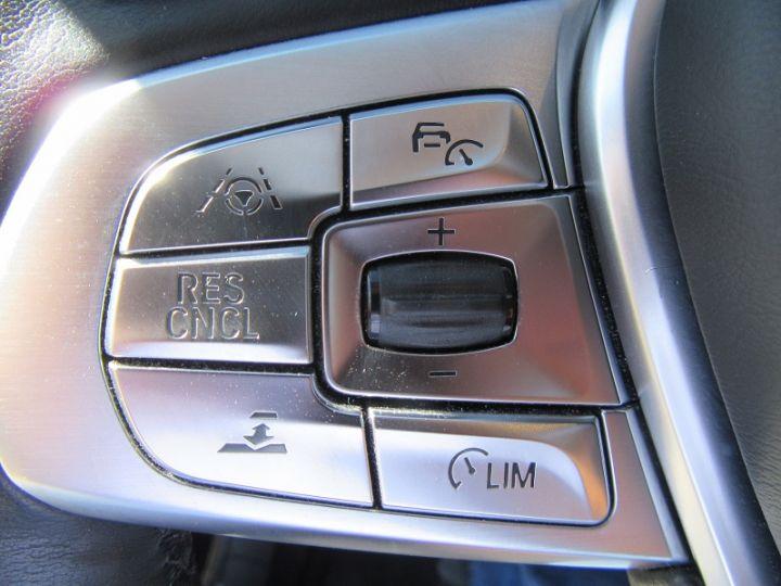 BMW Série 7 (G11/G12) 740IA 326CH EXCLUSIVE Noir Occasion - 14