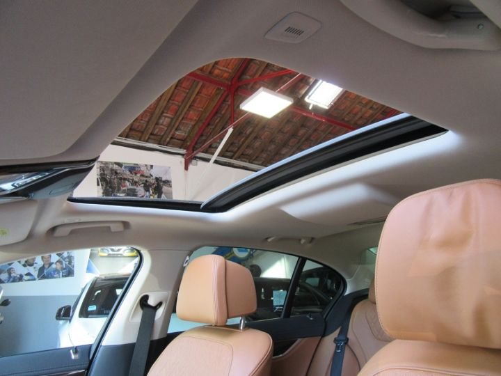 BMW Série 7 (G11/G12) 740IA 326CH EXCLUSIVE Noir Occasion - 15