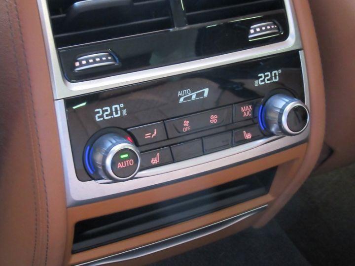 BMW Série 7 (G11/G12) 740IA 326CH EXCLUSIVE Noir Occasion - 17