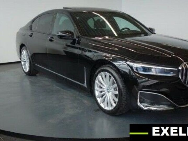 BMW Série 7 Limousine  NOIR PEINTURE METALISE  Occasion - 1