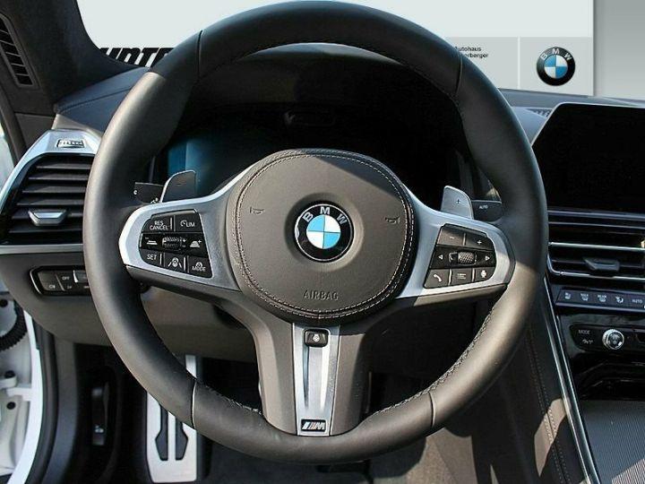 BMW Série 8 804 DA X DRIVE M SPORTPACKET BLANC Occasion - 9