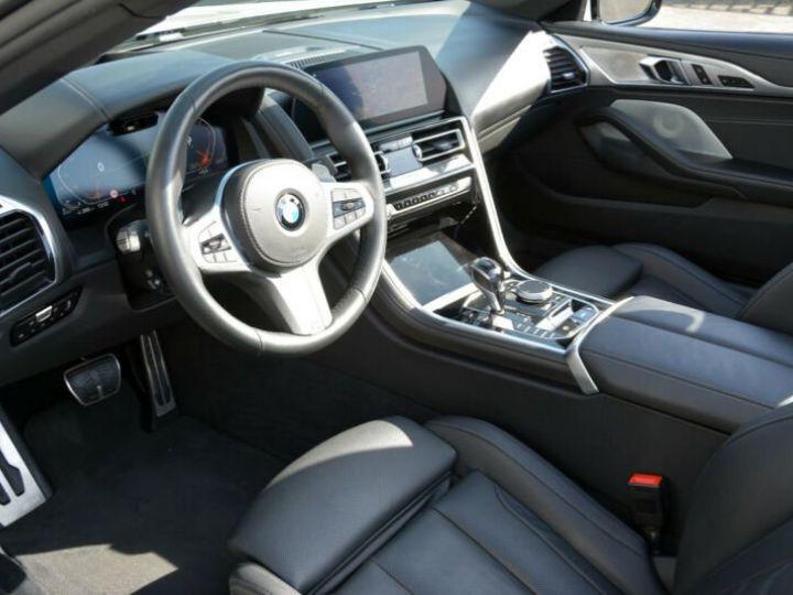 BMW Série 8 840d xDrive Cabrio BLANC PEINTURE METALISE  Occasion - 3