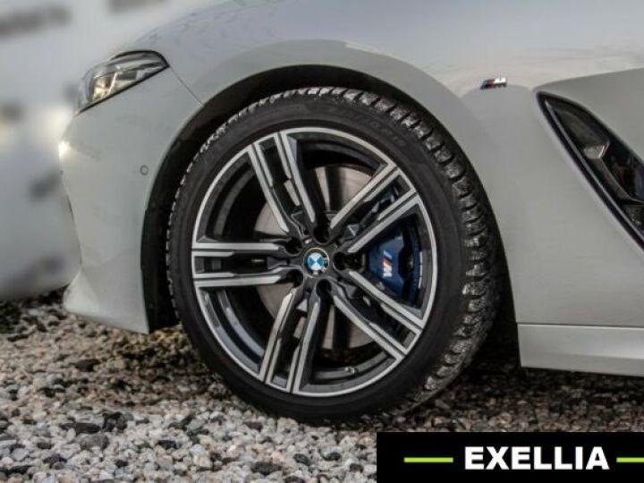 BMW Série 8 840D XDRIVE GRAN COUE AERO M BLANC  Occasion - 1