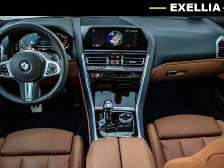 BMW Série 8 840D XDRIVE GRAN COUE AERO M BLANC  Occasion - 10