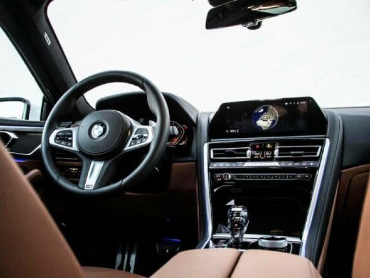 BMW Série 8 840D XDRIVE GRAN COUE AERO M BLANC  Occasion - 13