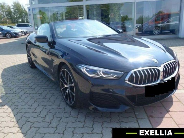 BMW Série 8 840d xDrive M Sport Cabrio  NOIR PEINTURE METALISE  Occasion - 2