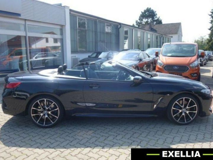 BMW Série 8 840d xDrive M Sport Cabrio  NOIR PEINTURE METALISE  Occasion - 3