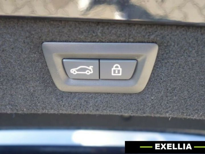 BMW Série 8 840d xDrive M Sport Cabrio  NOIR PEINTURE METALISE  Occasion - 9