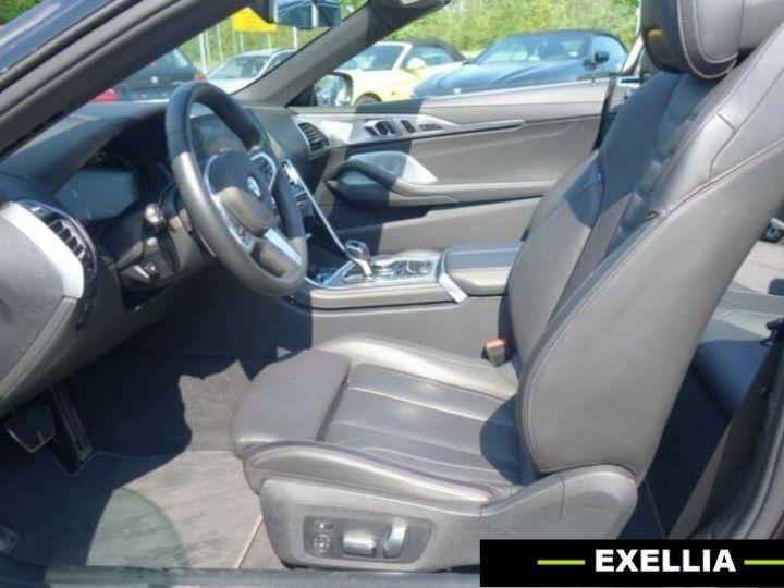 BMW Série 8 840d xDrive M Sport Cabrio  NOIR PEINTURE METALISE  Occasion - 10