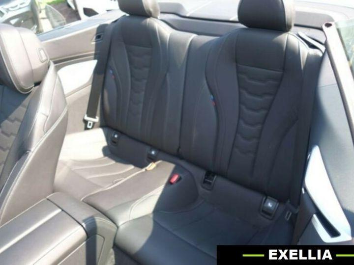 BMW Série 8 840d xDrive M Sport Cabrio  NOIR PEINTURE METALISE  Occasion - 14