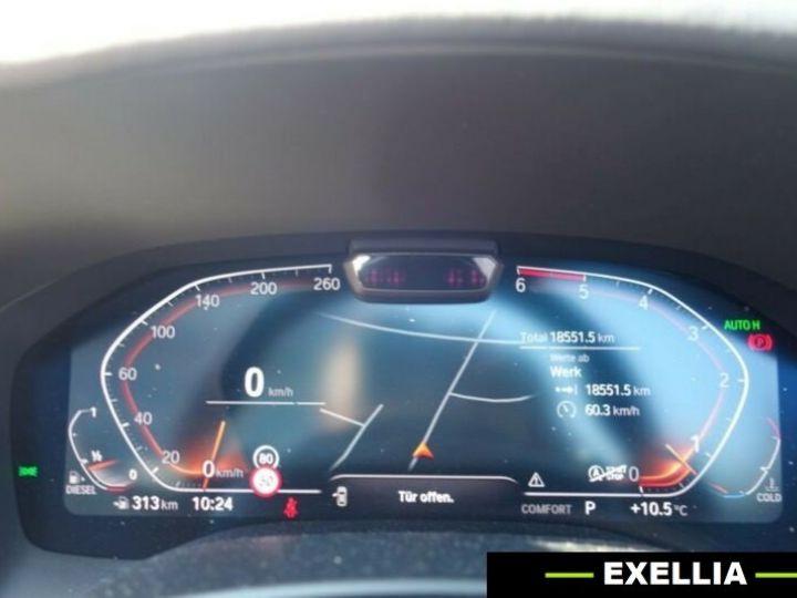 BMW Série 8 840d xDrive M Sport Cabrio  NOIR PEINTURE METALISE  Occasion - 15