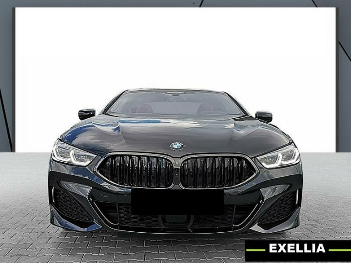 BMW Série 8 840d xDrive M Sport Coupé NOIR PEINTURE METALISE  Occasion - 1