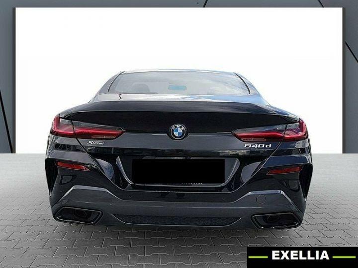BMW Série 8 840d xDrive M Sport Coupé NOIR PEINTURE METALISE  Occasion - 2