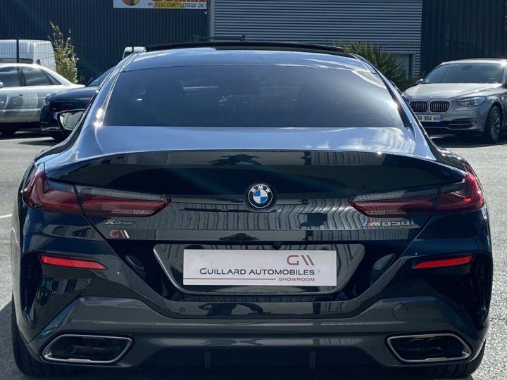 BMW Série 8 M850i GRAN COUPE XDRIVE 530ch (G16) BVA8 NOIR - 6