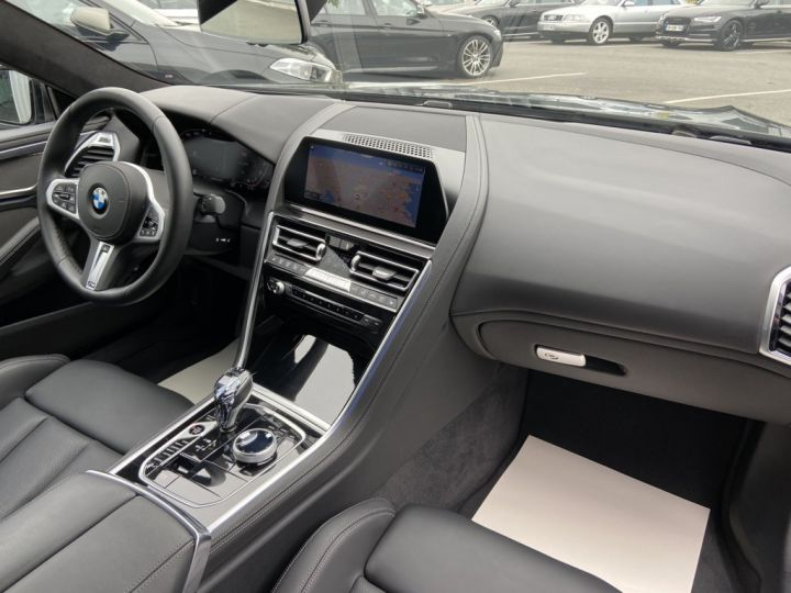BMW Série 8 M850i GRAN COUPE XDRIVE 530ch (G16) BVA8 NOIR - 14