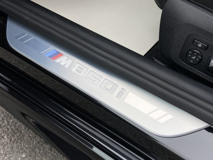 BMW Série 8 M850i GRAN COUPE XDRIVE 530ch (G16) BVA8 NOIR - 23