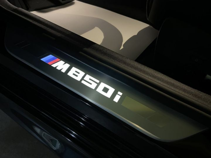 BMW Série 8 M850i GRAN COUPE XDRIVE 530ch (G16) BVA8 NOIR - 24