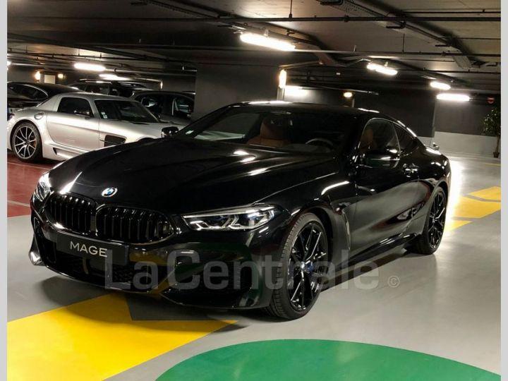 BMW Série 8 M850IA (G15) 530 XDRIVE Noir Metal Occasion - 1